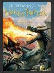 Harry Potter a Ohnivý pohár - výroční vydání (Harry Potter and The Goblet of Fire) - náhled
