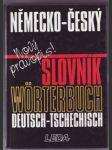 Německo-český slovník/ Wörterbuch deutsch-tschechisch - náhled