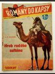 Rodokaps 275 - Hrob rudého sultána - náhled