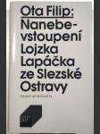 Nanebevstoupení Lojzka Lapáčka ze Slezské Ostravy - náhled