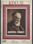 Kdo je 137 - Anatole France - náhled