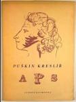 Puškin kreslíř - náhled