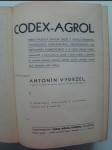 Codex - Agrol - náhled