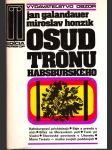 Osud trónu habsburského - náhled