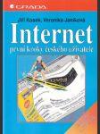 Internet první kroky českého uživatele - náhled