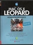 Mac OS X Leopard - kompletní průvodce - náhled