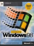 Microsft Windows 98. Introducing .Microsoft - náhled