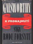 Sága rodu Forsytů-K pronájmutí 1947 - náhled
