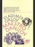 Maestro Danilov: fantazie pro violu - náhled