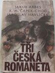 Tři česká romaneta - náhled
