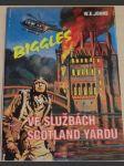 Biggles ve službách Scotland Yardu - náhľad