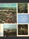 Města, hrady a zámky - náhled