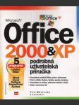 Microsoft Office 2000 & XP - náhled