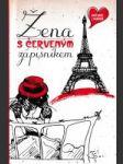 Žena s červeným zápisníkem - náhled