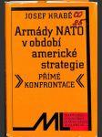 Armády NATO v období americké strategie přímé konfrontace - náhled