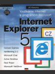 Internet Explorer 5 - náhled