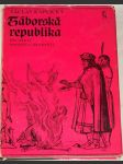 Táborská republika: díl 3. Pakosti a drabanti - náhled