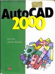 AutoCAD 2000 - náhled