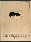 Malá knížka o máji - náhled