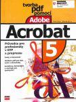 Tvorba pdf pomocí Adobe Acrobat 5 - náhled