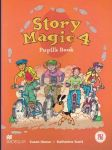Story Magic 4 Pupil´s Book  (veľký formát) - náhled