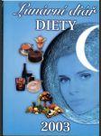 Lunární diář Diety 2003 - náhled
