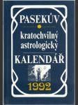 Pasekův kratochvilný astrologický slovník - náhled