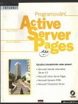 Programování active server pages - náhled