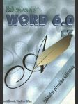 Microsoft word 6.0 - Základní příručka uživatele - náhled