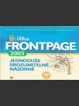 Microsoft Office Frontpage 2003 - náhled
