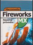 Macromedia Fireworks MX - náhled