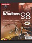 Microsoft Windows 98 Používateľská príručka - náhled