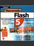 Macromedia Flash 5 pro pokročilé - náhled