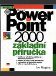 Power Point 2000  základní příručka - náhled