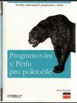 Programování v Perlu pro pokročilé - náhled