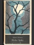 Slohy lásky (bilingválna kniha) - náhled