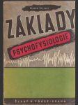 Základy psychofysiologie - náhled