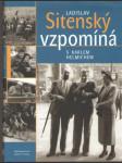 Ladislav Sitenský vzpomíná - náhled