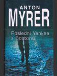 Poslední Yankee z Bostonu - náhled