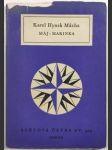 Máj - Marinka - náhled