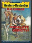 Western-Bestseller: Prokleté dědictví - náhľad