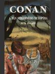Conan a Pán stříbrného netopýra - náhled