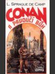 Conan a pavoučí bůh (A) - náhľad