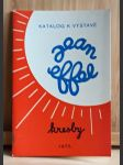 Jean Effel - kresby - katalog k výstavě, Praha 1975 - náhled