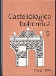 Castellologica bohemica 5 - náhled