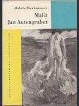 Malíř Jan Autengruber - náhľad