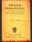 Krajem Pernštýnův XI. - Vlastivědný sborník školního okresu pardubického - náhled
