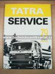 Tatra Service (kniha obsahuje změny, a dodatky pro katalog dílů a instruktáž) - náhled