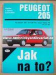 Peugeot 205 - H.R.Etzold - Jak na to? č.6 (1997) - náhľad