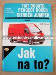 Fiat Ducato, Peugeot Boxer, Citroen Jumper - náhled